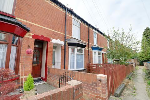2 bedroom terraced house to rent - Brougham Street, Hull, HU3 6PX