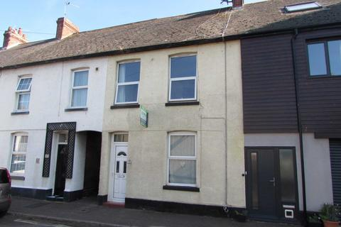 3 bedroom terraced house for sale - New North Road, Exmouth
