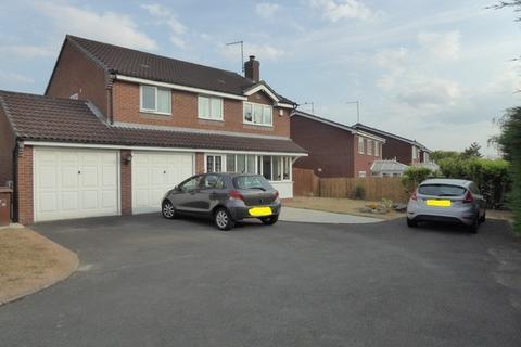4 bedroom detached house for sale - Granary Road, East Hunbsury, Northampton, NN4
