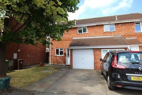 3 bedroom semi-detached house for sale - Meteor Way, Brockworth, Gloucester, GL3