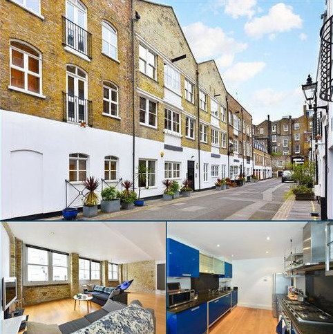 3 bedroom mews to rent - Brook Mews North, Lancaster Gate, London, W2