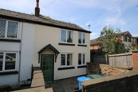 2 bedroom terraced house to rent - Barrack Hill, Romiley