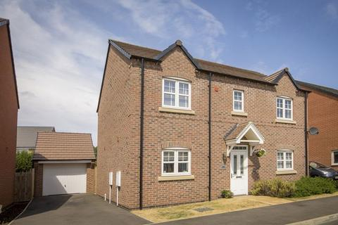 4 bedroom detached house for sale - RICHARDSON WAY, LANGLEY COUNTRY PARK, DERBY