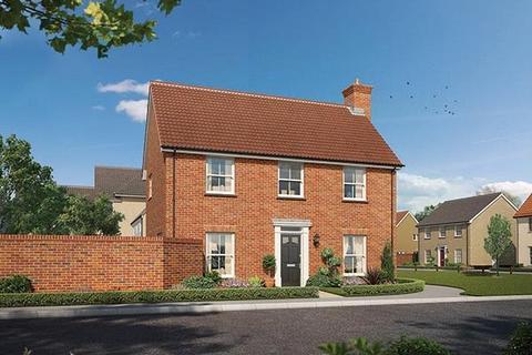 3 bedroom detached house for sale - Queen's Meadow, Heath Road, Hockering, Dereham, NR20