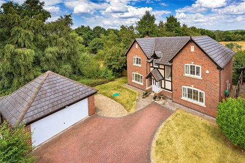 5 bedroom detached house for sale - 7 Villa Farm Close, High Heath, Market Drayton, Shropshire, TF9