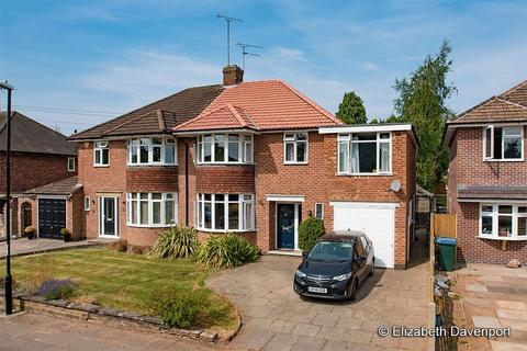 4 bedroom semi-detached house for sale - Tutbury Avenue, Cannon Hill