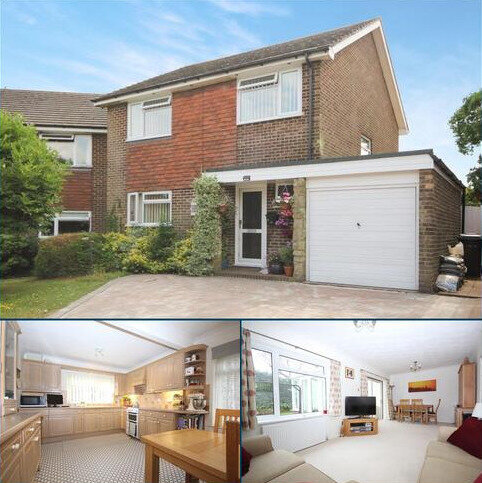 4 bedroom detached house for sale - Rother Close, Crowborough