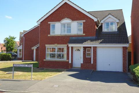 5 bedroom detached house to rent - ORPINGTON WAY, HILPERTON, TROWBRIDGE