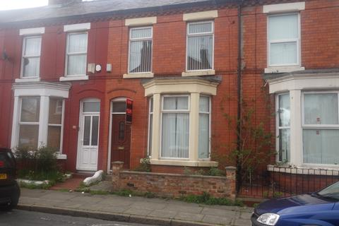 4 bedroom terraced house to rent - Tabley Road, Liverpool, Merseyside, L15