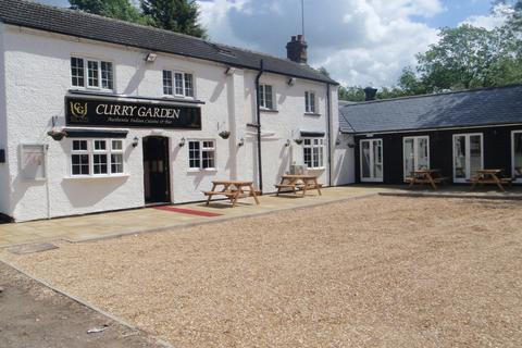 Pub for sale - Curry Garden & Horseshoes, High Street, Leighton Buzzard, Bedfordshire, LU7