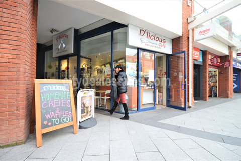 Cafe for sale - Unit 51, Ealing Broadway Shopping centre, W5 5JY