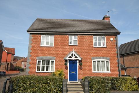 4 bedroom detached house for sale - Leonardslee Crescent, NEWBURY, RG14