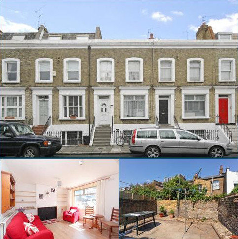 1 bedroom flat to rent - Raynham Road, Brackenbury Village, London, W6