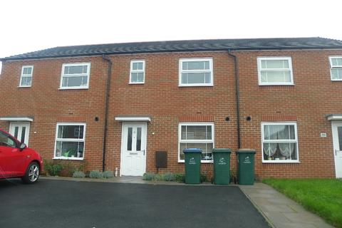 3 bedroom semi-detached house to rent - Silverbirch Avenue, White Willow Park, Coventry, Cv4 8lp