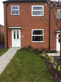 3 bedroom terraced house to rent - Cherry tree Dive, White Willow, Coventry