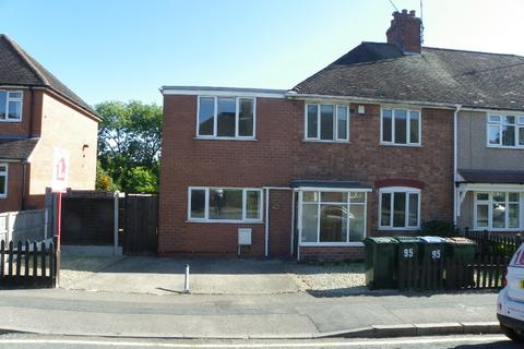 5 bedroom semi-detached house to rent - Strathmore Avenue, Coventry,