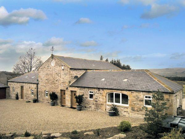 4 Bedrooms Detached House for sale in NORTHUMBERLAND, Bardon Mill,
