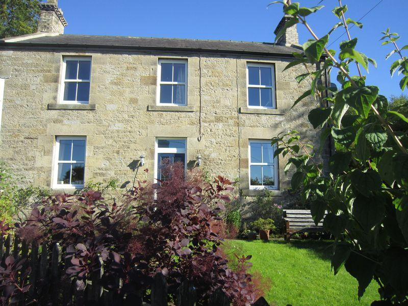 4 Bedrooms Detached House for sale in NORTHUMBERLAND, Redesmouth