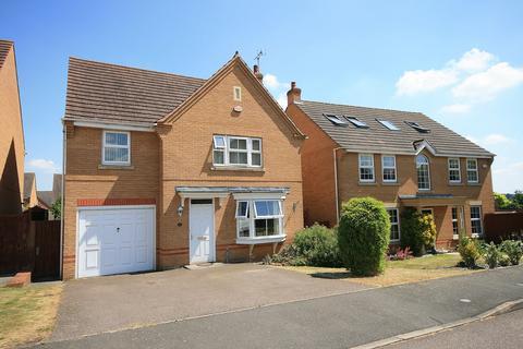 4 bedroom detached house for sale - Villa Way, Wootton, Northampton, NN4