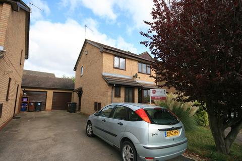 3 bedroom detached house to rent - Hedge End, East Hunsbury, Northampton, NN4