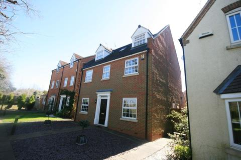 5 bedroom detached house for sale - Ladymead Close, West Hunsbury, Northampton, NN4