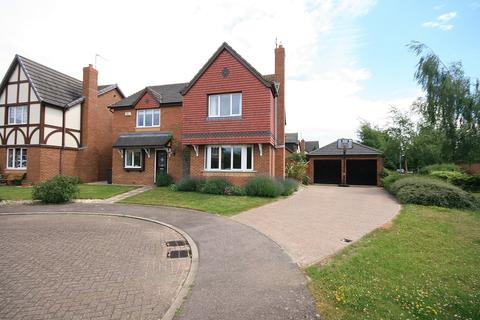4 bedroom detached house for sale - Quebec Close, Wootton, Northampton, NN4