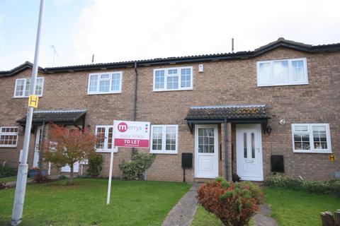2 bedroom terraced house to rent - Wildern Lane , East Hunsbury , NORTHAMPTON, NN4