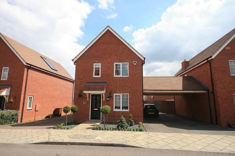 3 bedroom detached house for sale - Timken Way North, Duston, Northampton, NN5