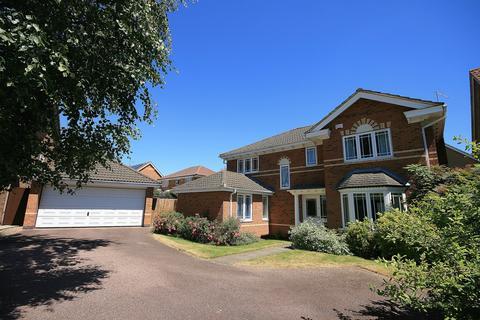 4 bedroom detached house for sale - Balland Way, Wootton, Northampton, NN4