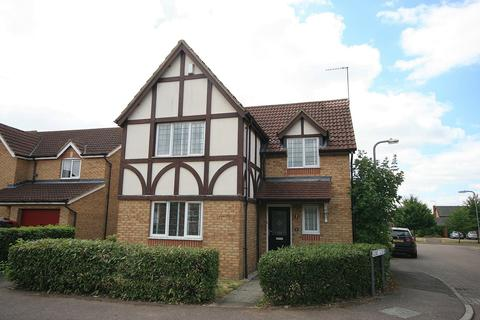 4 bedroom detached house for sale - Battalion Drive, Wootton, Northampton, NN4