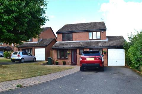 4 bedroom detached house for sale - Cherrywood Grove, Allesley, Coventry, West Midlands