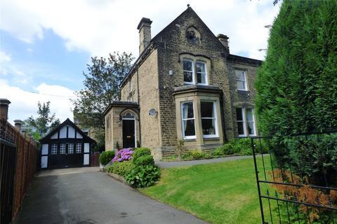 5 bedroom semi-detached house for sale - Gledholt Road, Huddersfield, West Yorkshire, HD1