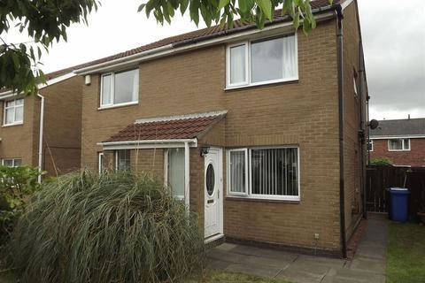 2 bedroom semi-detached house for sale - Hertford Grove, Cramlington