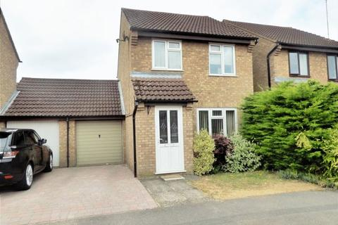3 bedroom detached house for sale - 44 Brashland Drive, East Hunsbury, Northampton, NN4 0SS