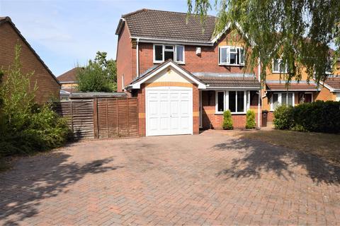 4 bedroom detached house for sale - Oakhall Drive, Dorridge, Solihull, B93 8UA