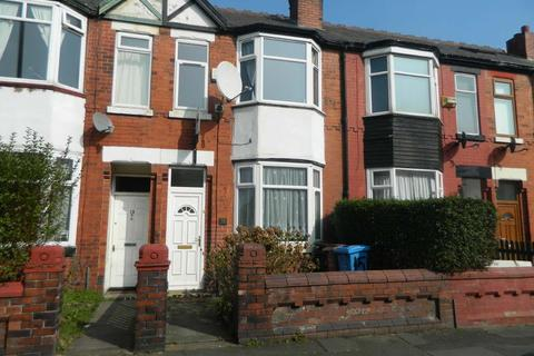 3 bedroom terraced house to rent - Dorset Road, Levenshulme, Manchester.