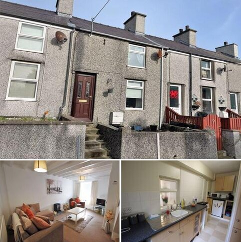 2 bedroom terraced house for sale - Amlwch, Anglesey