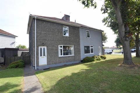 2 bedroom semi-detached house for sale - Park Crescent, Shiremoor