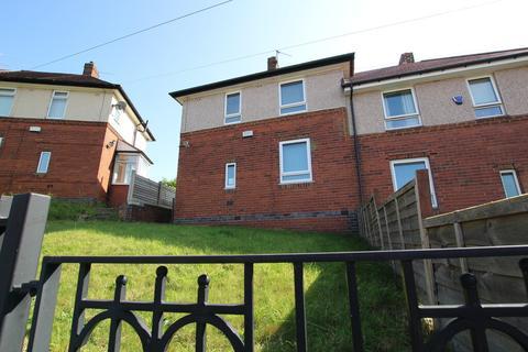 2 bedroom semi-detached house to rent - Wordsworth Crescent, Sheffield