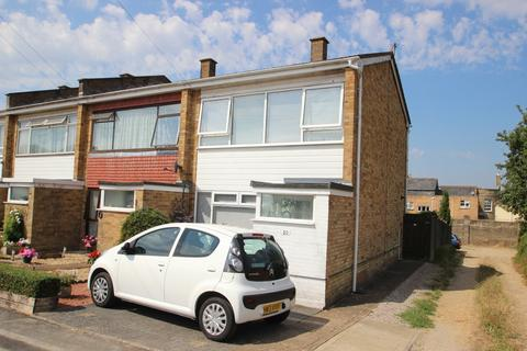 2 bedroom end of terrace house for sale - Bellecroft Drive, Newport