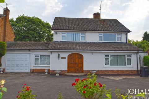 4 bedroom detached house to rent -  Sackville Gardens,  Leicester, LE2
