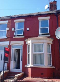 4 bedroom terraced house to rent - Bagot Street,  Wavertree, L15