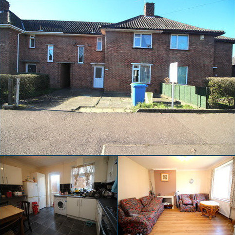 4 bedroom terraced house to rent - Norwich