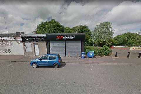 Workshop & retail space to rent - 170 Bardowie Street, Glasgow  G22
