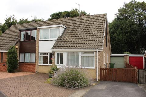 2 bedroom semi-detached bungalow to rent - The Paddock, York, YO26 6AW