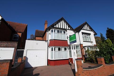 4 bedroom semi-detached house for sale - School Road, Hall Green, Birmingham