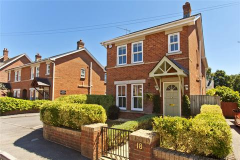 3 bedroom detached house for sale - Wessex Road, Lower Parkstone, Poole, BH14