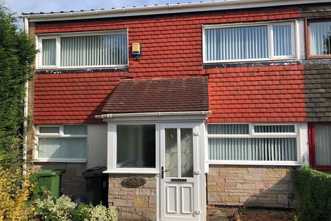 3 bedroom terraced house to rent - Walnut Close, Chelmsley Wood, Birmingham B37