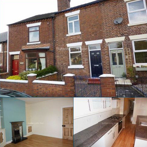 3 bedroom terraced house to rent - 62 Oulton Road, Stone