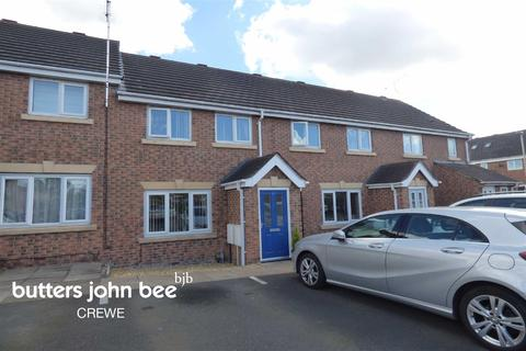 2 bedroom semi-detached house for sale - Worsdell Close, Crewe